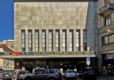 Multisala Impero a Varese