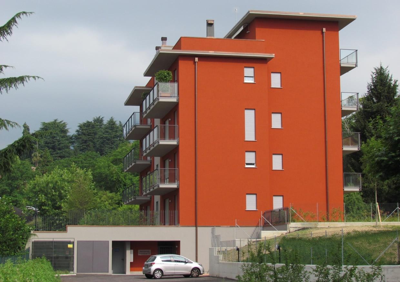 Palazzina via Cimabue a Varese