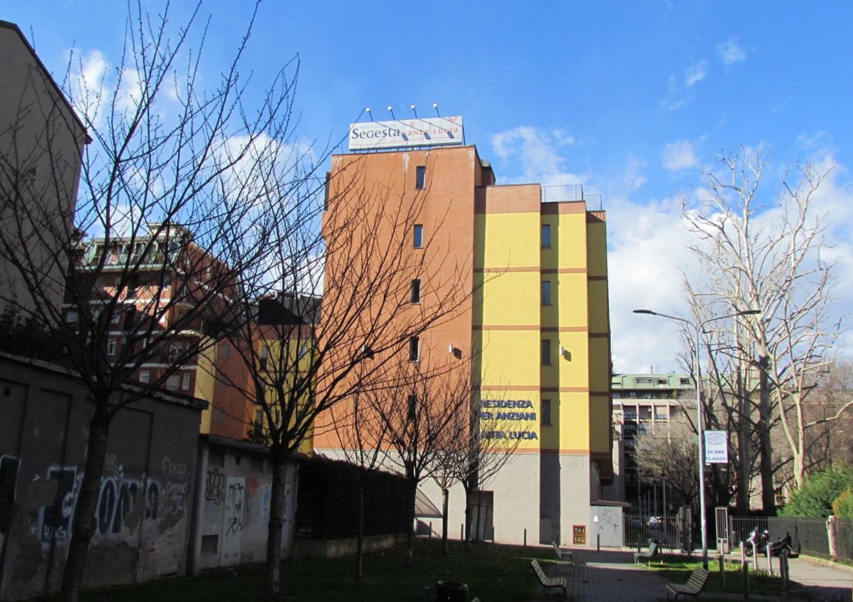 RSA Marvin sanità - Casa di riposo Santa Lucia Milano
